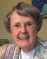 LUTHER Shirley Campbell of Hensall  2021 avis de deces  NecroCanada