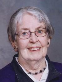 Edna Rose Cann  2021 avis de deces  NecroCanada