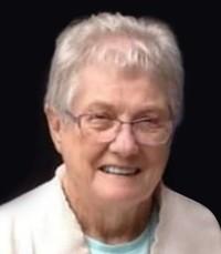 Joan Leaning Robinson  Thursday July 1st 2021 avis de deces  NecroCanada