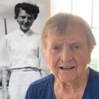 MITSCHKE Rita Alice nee Birston  September 2 1935 — June 29 2021 avis de deces  NecroCanada