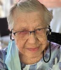 Edith Mary Foote  Sunday July 4th 2021 avis de deces  NecroCanada