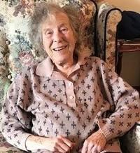 Eunice Doris Byrne  2021 avis de deces  NecroCanada