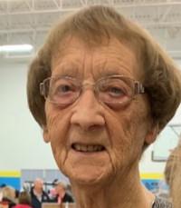 Joyce Blanche Powell Babstock avis de deces  NecroCanada