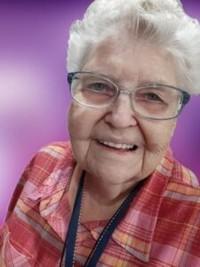 Myrtle Jeanette Bergen  2021 avis de deces  NecroCanada