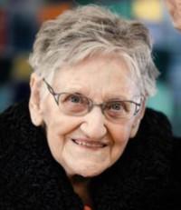 Simone Babin Briere  18 mars 1931 – 28 septembre 2020