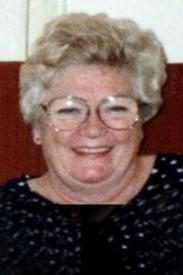 Margaret Maggie Gibson  March 12 1934
