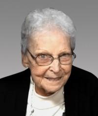 Ouellet - Charette Augustine  2021 avis de deces  NecroCanada