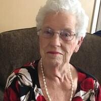 Gertrude Mary O'Leary  2021 avis de deces  NecroCanada