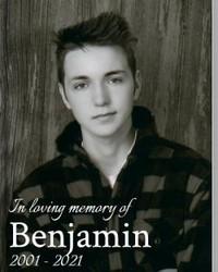 Benjamin Algar  20012021 avis de deces  NecroCanada