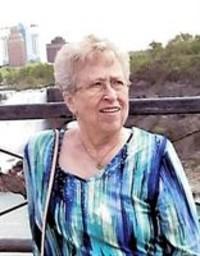 Marion Louise Burtt  2021 avis de deces  NecroCanada