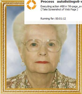 Mme Cecile Flibotte Brodeur  13 juillet 2021 avis de deces  NecroCanada