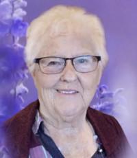 Carol Frances Barter Boudreau  14 août 1938 – 11 juillet 2021