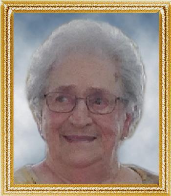 Mme Madeleine Côte Pigeon  18 juillet 2021 avis de deces  NecroCanada