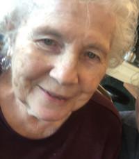 Mary Patmore  Saturday July 17th 2021 avis de deces  NecroCanada