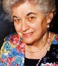 Cecilia Elizabeth Chiarelli  Friday July 16th 2021 avis de deces  NecroCanada