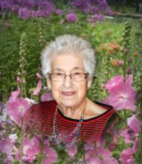 Irma Babin  23 mai 1924 – 25 juin 2021