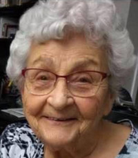 Lucy Rita Deveau LeFort  Monday July 19th 2021 avis de deces  NecroCanada