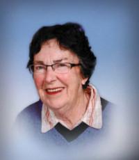 Jacqueline Arsenault  24 décembre 1938 – 22 juillet 2021
