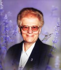 Sr Pierrette Roy osu  06 septembre 1938 – 24 janvier 2021