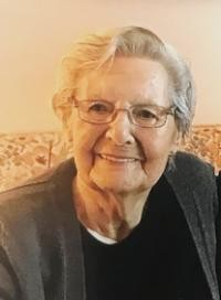 Elizabeth Betty Jenkins  2021 avis de deces  NecroCanada