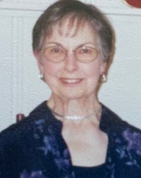 Violet Vi E Berrisford  April 1 1927  July 21 2021 avis de deces  NecroCanada