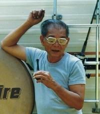 Egbert Au Yong  Thursday July 22nd 2021 avis de deces  NecroCanada