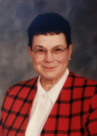 Lenora Lorry Margaret Kurz Nicholson  November 15 1930  July 26 2021 (age 90) avis de deces  NecroCanada