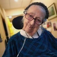 May Gertrude Mardon  2021 avis de deces  NecroCanada