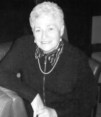 Anne Santangeli  2021 avis de deces  NecroCanada