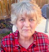 Selma Elaine Albertyne nee McPherson  April 29 1939