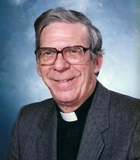The Reverend  William Gerald Linley  Tuesday July 27 2021 avis de deces  NecroCanada