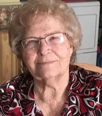Alice Elizabeth Fredsberg  Wednesday July 7th 2021 avis de deces  NecroCanada