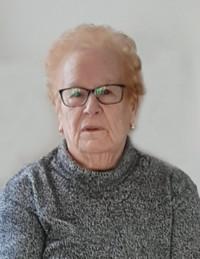 Georgina Arseneau  19352021 avis de deces  NecroCanada
