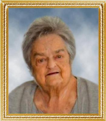 Mme Carmen Lefebvre  27 juillet 2021 avis de deces  NecroCanada