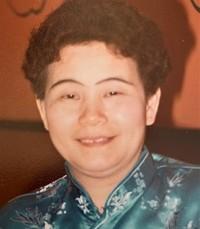 Kuen Ho Nancy Hum Ng  Thursday July 29th 2021 avis de deces  NecroCanada