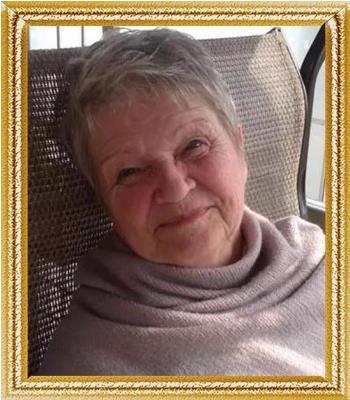 Mme Huguette Depôt Deslandes  9 avril 2021 avis de deces  NecroCanada