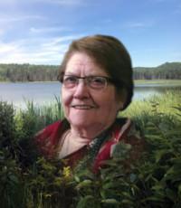 Claire-Eva Desrochers  14 juin 1935 – 10 octobre 2020