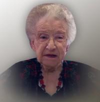 Marie-LouiseCanuel  Le jeudi 21 décembre 1911  Le dimanche 25 juillet 2021 avis de deces  NecroCanada