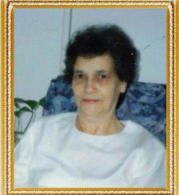 Mme Colette Gauvin  30 janvier 1937  15 décembre 2020 avis de deces  NecroCanada