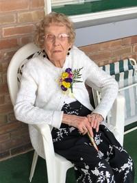 Verna Hammill  10 juin 1920