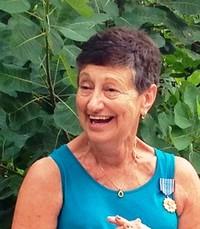 Donna Helene Speigel Cooper  Sunday August 1st 2021 avis de deces  NecroCanada