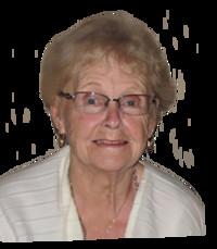 Alma Marguerite Voyce  2021 avis de deces  NecroCanada