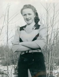 Anne Callison  December 15 1921  May 30 2021 (age 99) avis de deces  NecroCanada