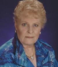 Louise Olive Robinson Priestley  Monday August 2nd 2021 avis de deces  NecroCanada