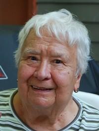 Denise TRUDEL  Bergevin avis de deces  NecroCanada