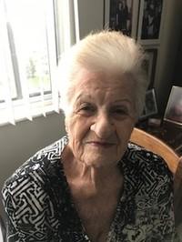 Ida Abramovitz  2021 avis de deces  NecroCanada