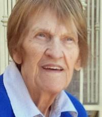 Gladys Marie Eisenmenger  Friday August 6th 2021 avis de deces  NecroCanada