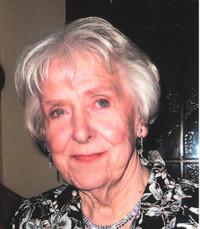 Joyce Marilyn Ireland McGahey  Thursday August 5th 2021 avis de deces  NecroCanada