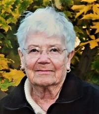Annette Pauline Simmons Gaudreault 1924 – avis de deces  NecroCanada
