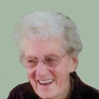 Joyce Helen Matheson  August 08 1927  August 13 2021 avis de deces  NecroCanada